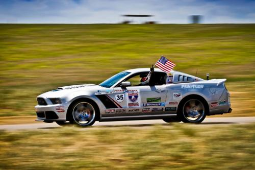 2013 Roush RS3 Mustang