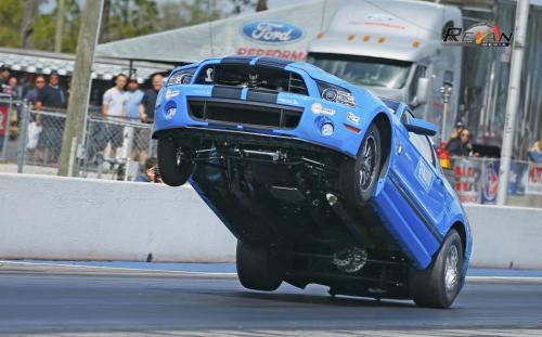 Shelby-gt500-evan-j-smith-wheelie
